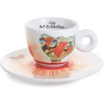 Illy koffieservies