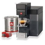 illy MIE machines